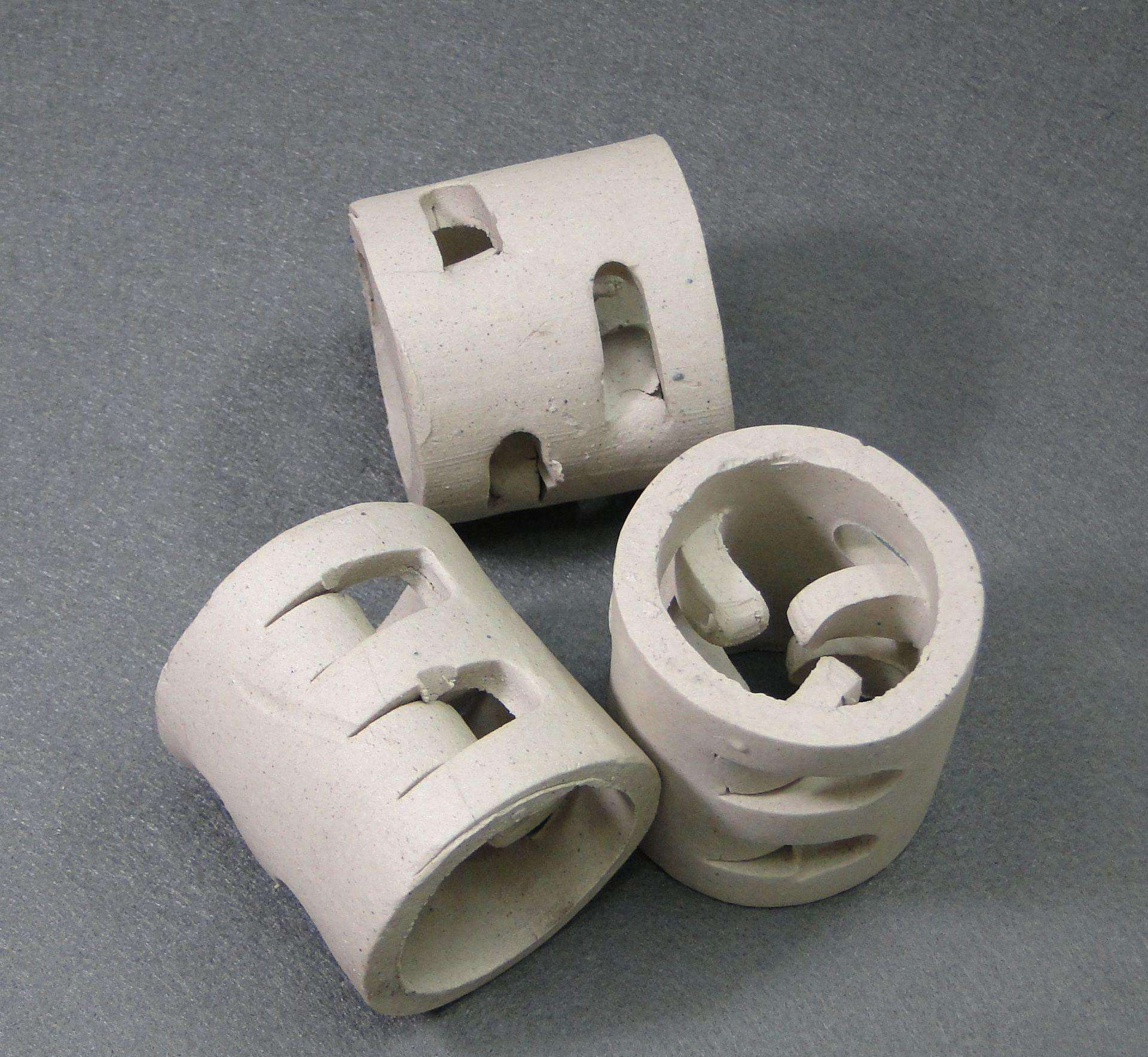 Pall Ring Ceramic Pingxiang Manufacturer Of Tower Packings