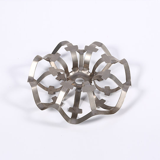 Metal Tellerette Ring